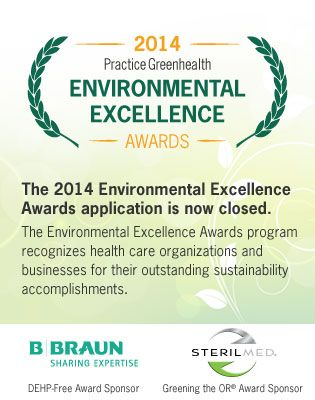 2014 Environmental Excellence Awards