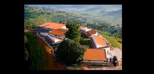 Butaro Hospital in Rwanda