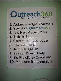 Outreach 360 Core Values