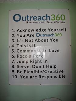 Outreach 360 Core Values