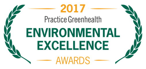 2017 Practice Greenhealth Environmental Excellence Awards
